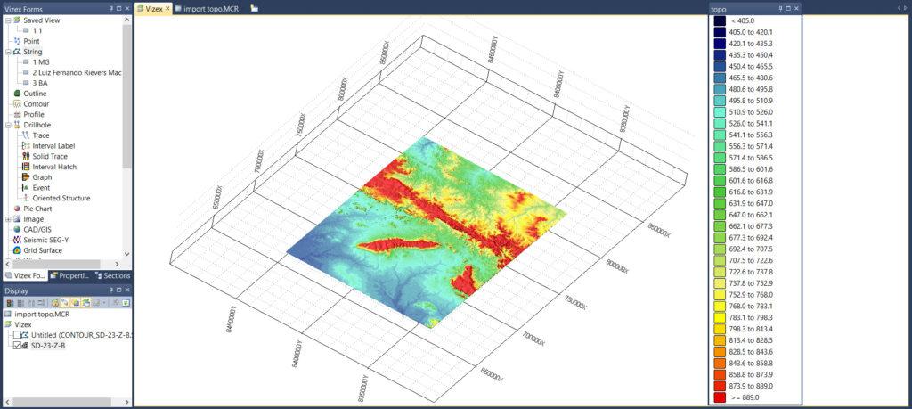 Программа для топографической съемки скачать